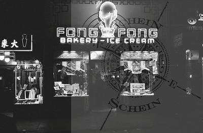 Fong-Fong at Night - 824 Grant Ave