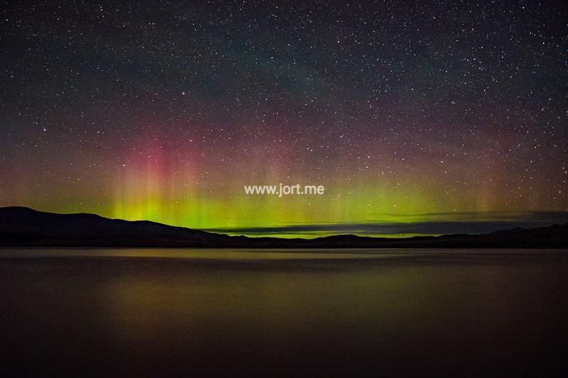 Northern Light at Dailey Lake