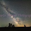 Milky Way over the Palouse