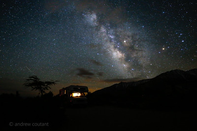 2 Milkyway over Camper Tuttle Creek CG  Lone Pine Ca-1