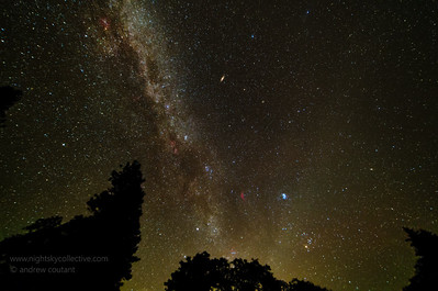 Northern Milkyway Rusty Shovel Ranch Laytonville California 6D Rokinon 14mm-2-2