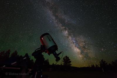 DSSP Stellarvue 2017 Milkywat Celestron edgehd 11 CGX-1
