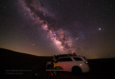 FINAL - My Astrophotography Workstation Panoche Hills CA -