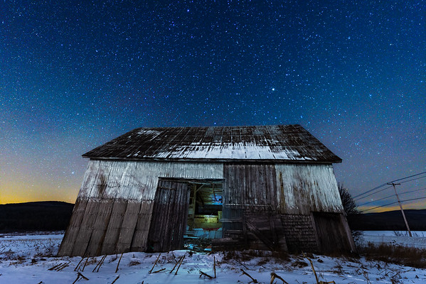 The Barn - II