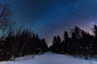 Trail to Orion