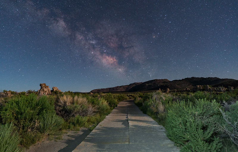 the pathway to the stars