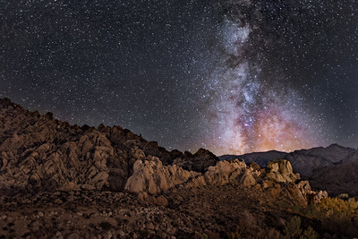 Alabama Hills Hlandcape
