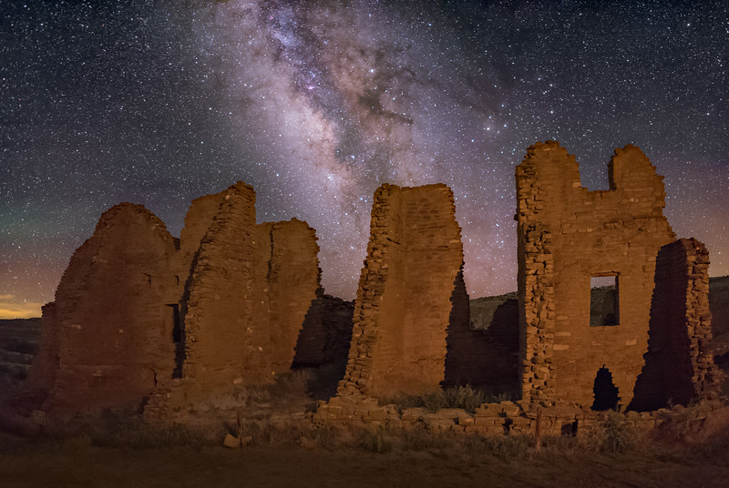 Kin Kletso Ruins  (2)