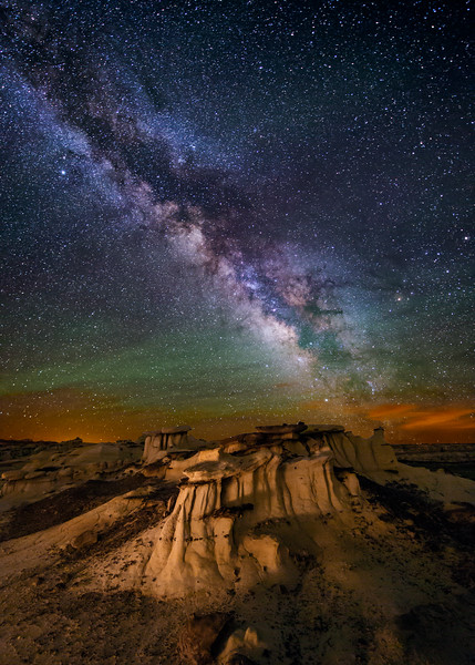 Bisti Badlands Hoodoos