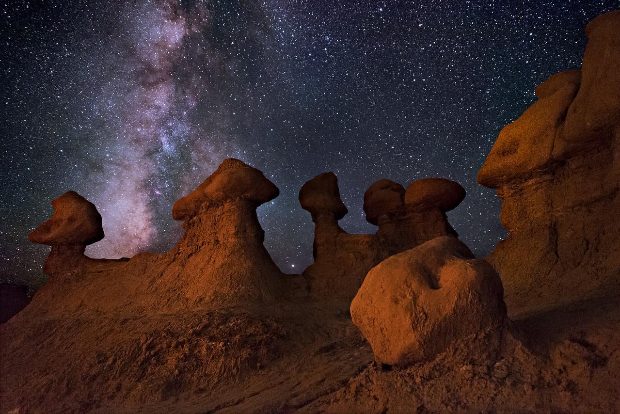Goblins at Night