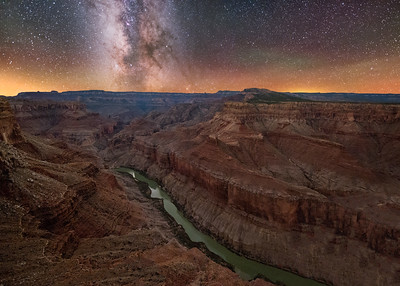 Nankoweap Overlook, Colorado River