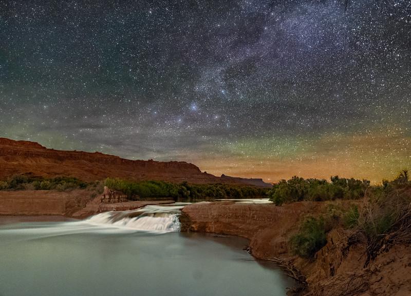 Paiute Falls
