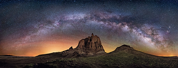 The Shiprock, Revisited