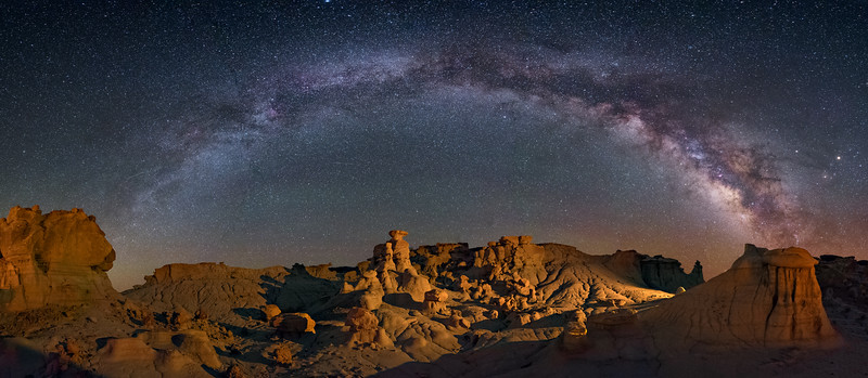 Valley of Dreams Panorama A