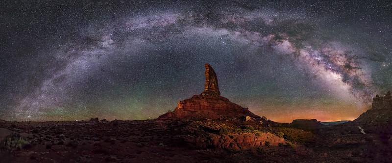 Castle Butte Panorama (3)