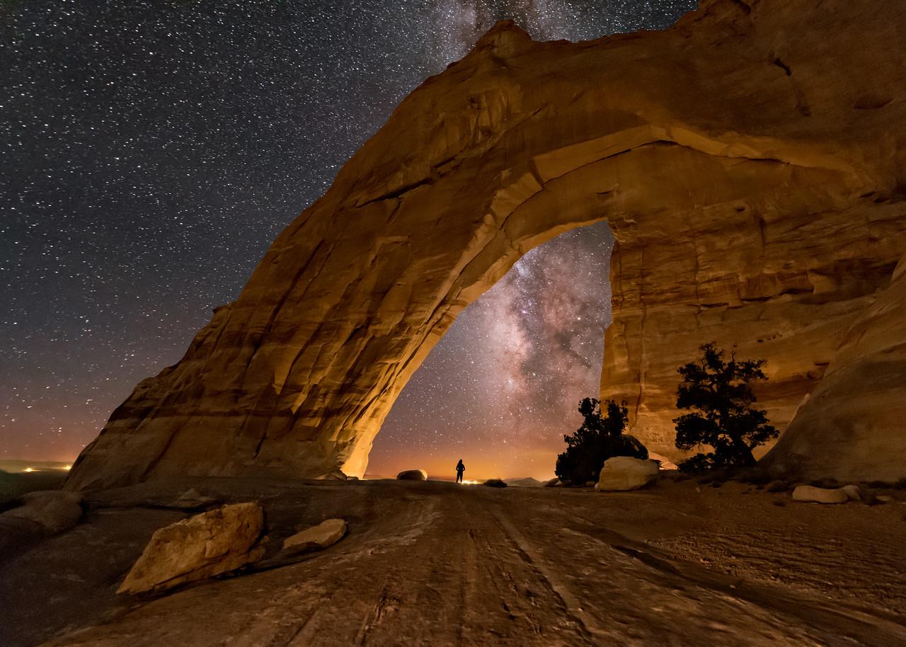 White Mesa Arch