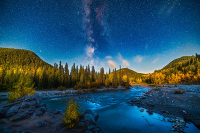 The Last of the Summer Milky Way