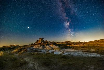 Summer Stars at Fossil Hunters Trail