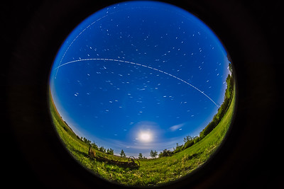 Space Station Overhead Pass #1