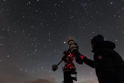 Selfie Observing Galaxies v2