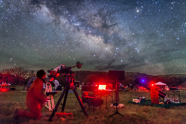 Observers and Star Parties