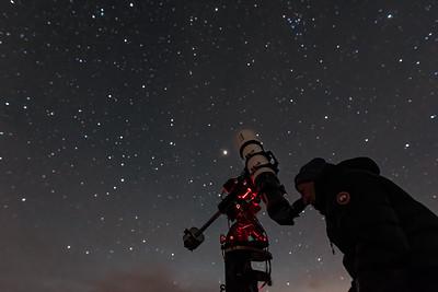 Selfie Observing Galaxies v1