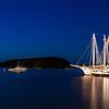 Ships in Bar Harbor