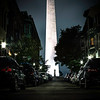 Monument Street - Bunker Hill - Boston