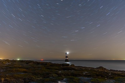 700 seconds of Lighthouse