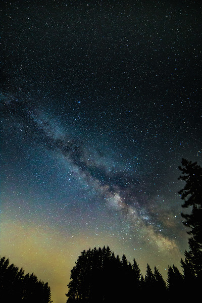 Bald Peak Milky Way