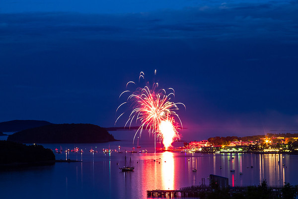 Bar Harbor on the 4th