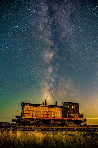 Nocturnal Locomotive