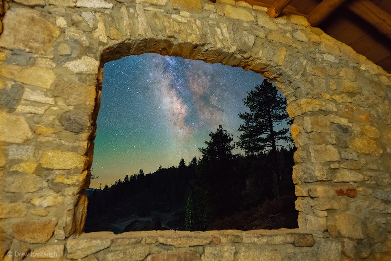 A Window on the Galaxy