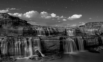 Grand Falls Nightscape