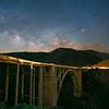 Milky Way at the Bixby Bridge