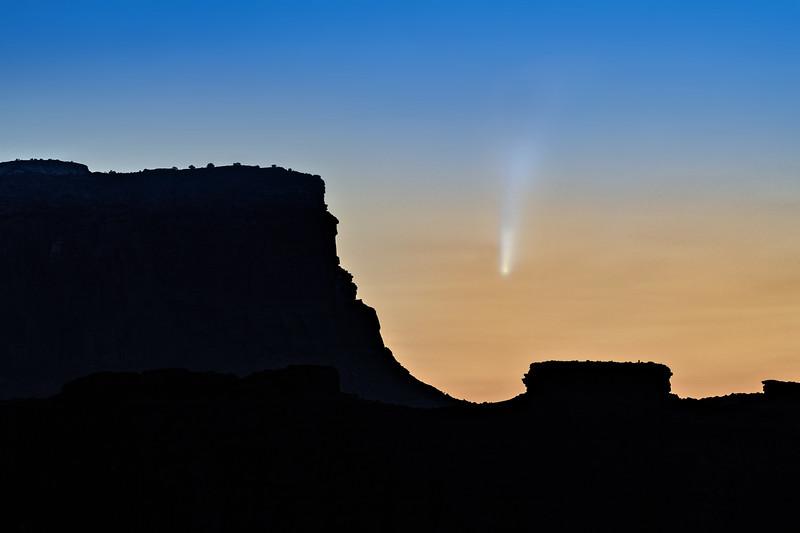 A Northwestern Glow