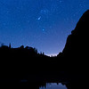 Orion over the Merced River