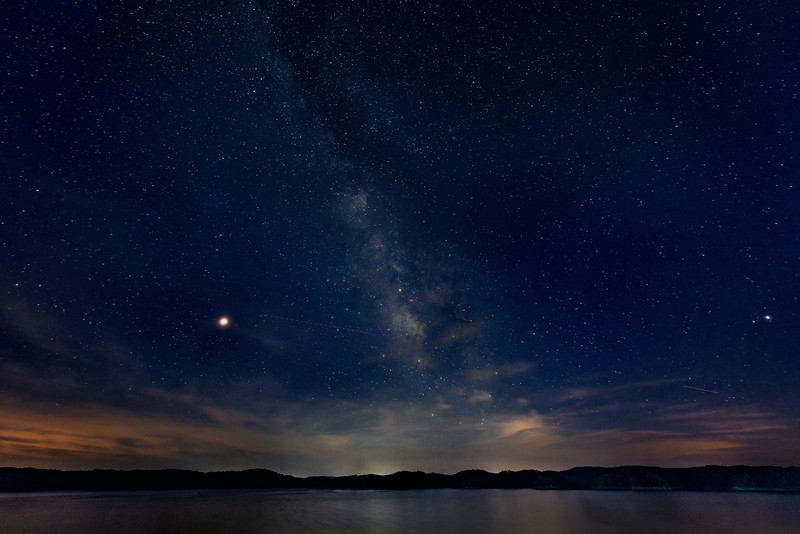 Lake Cumberland Milkyway