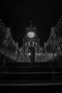 Chester Eastgate & Eastgate Clock