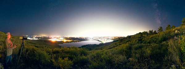 Another Fort Collins Nightscape