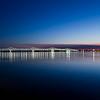Natchez Bridge Sunset