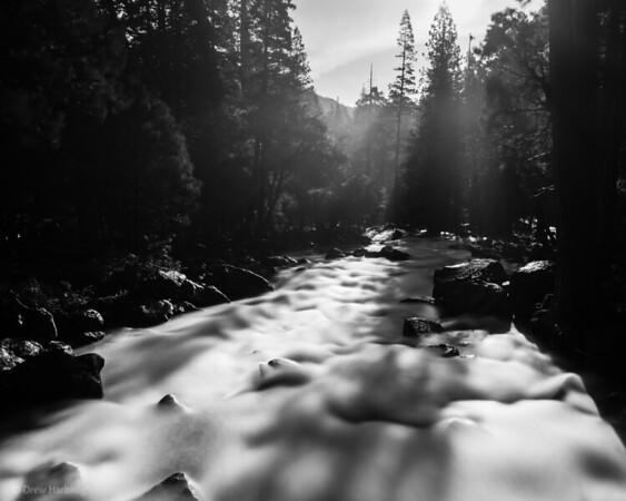 Yosemite Moonbeams