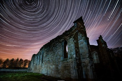 Stars of Basingwerk Abbey