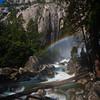 Yosemite Falls Moonbow 1