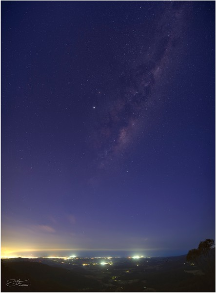 Milky Way over Jamberoo