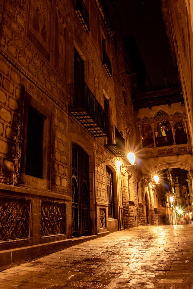 Gothic Walkway