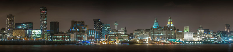 Liverpool Waterfront Pano