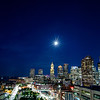 Summer Moon Rising - Boston