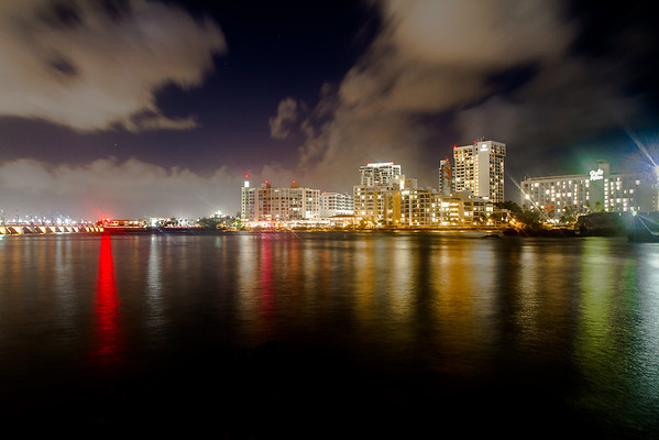 Condado at Night