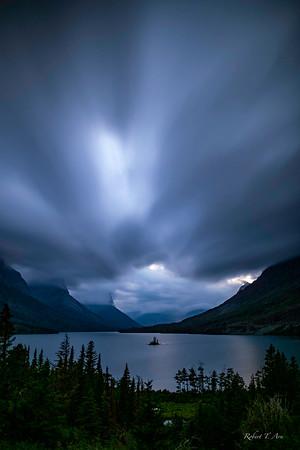 Wild Goose Island Stormy Moonlight